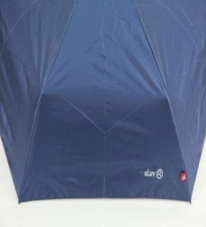 UV Silver Coated Plain Colour Umbrella