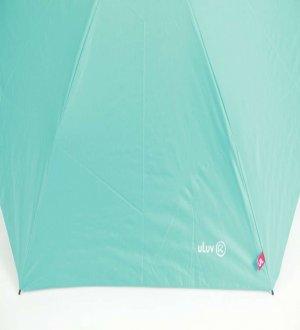 UV Colour Coated Lightweigt Umbrella