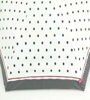 UV Black Coated Dots Umbrella