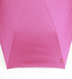 UV Silver Coated Plain Colour Umbrella