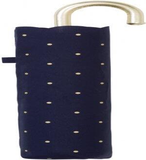 80% UV Dots Glitter Heatcut Umbrella