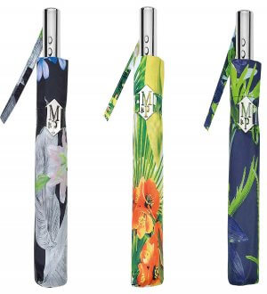M&P Auto Umbrella Tropical Floral