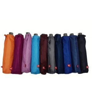 Umbrella Label Slim UV Coated Plain