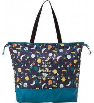 Ladies Rain Bag Crescent Stars