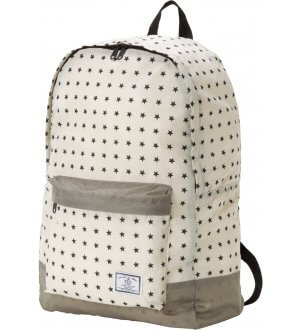 Ladies Rain Backpack Stars