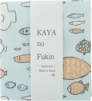 Japan Wafuka Kaya Wash Cloth Towel