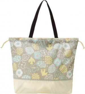 Ladies Rain Bag Floral
