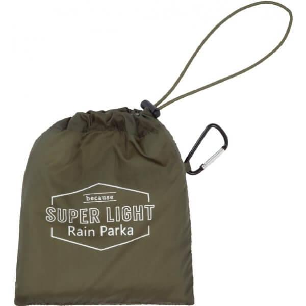 Super Light Rain Parka 150grams