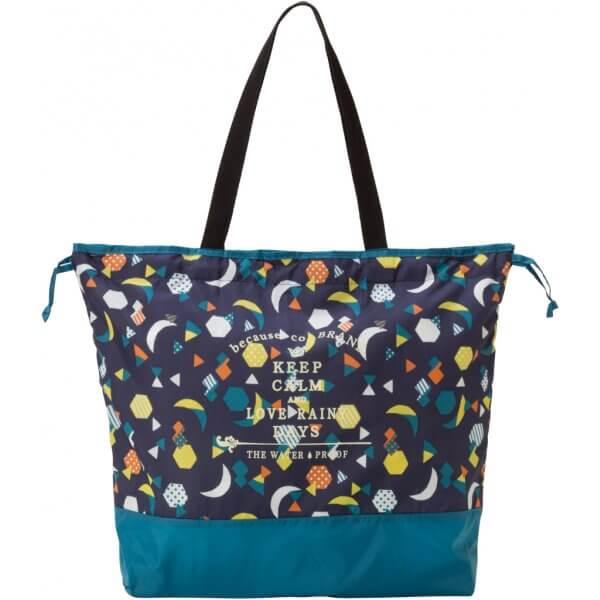 Ladies Rain Bag Crescent Stars