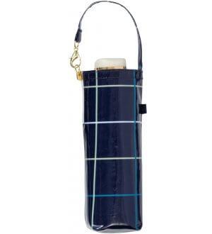 80% UV Compact Checks Mini Umbrella
