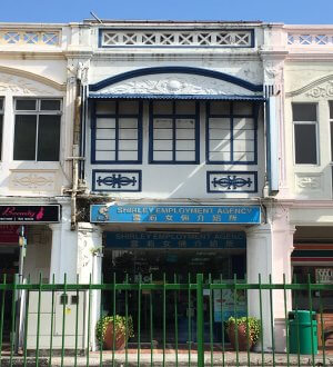 2 Storey Intermediate Shophouse with Attic